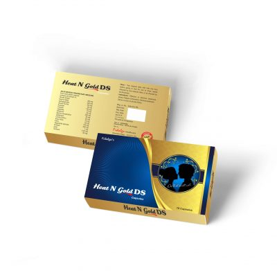 Heat n Gold DS Cap