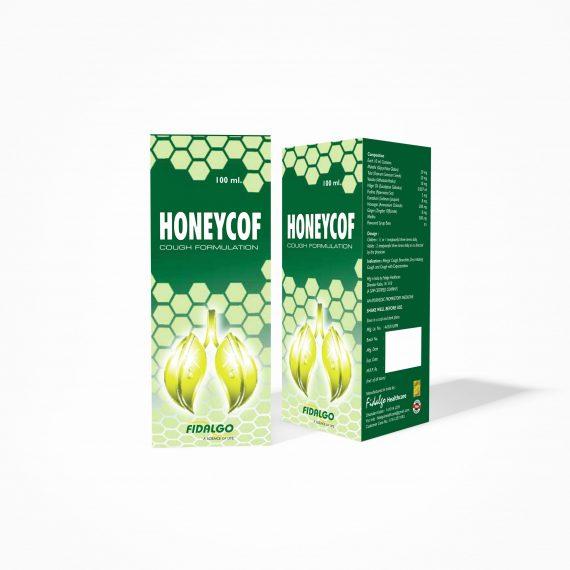 Honeycof Syrup 3d