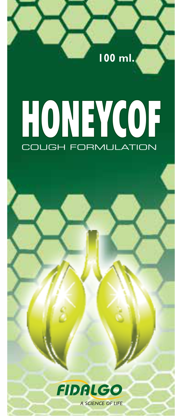 Honeycof Syrup front