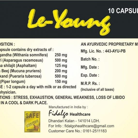 LE YOUNG comp