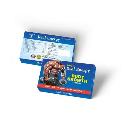 Real Energy 3d